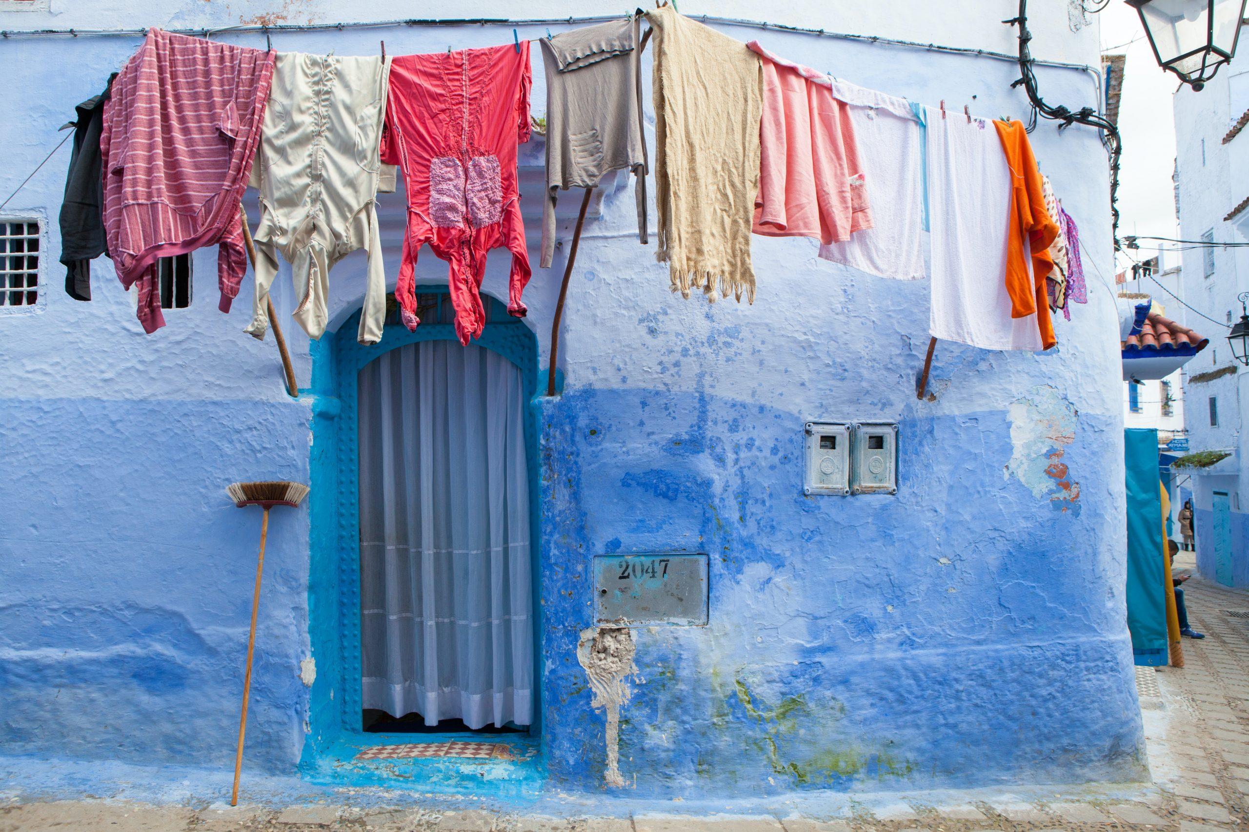 כביסה במרוקו